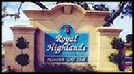 About Royal Highlands